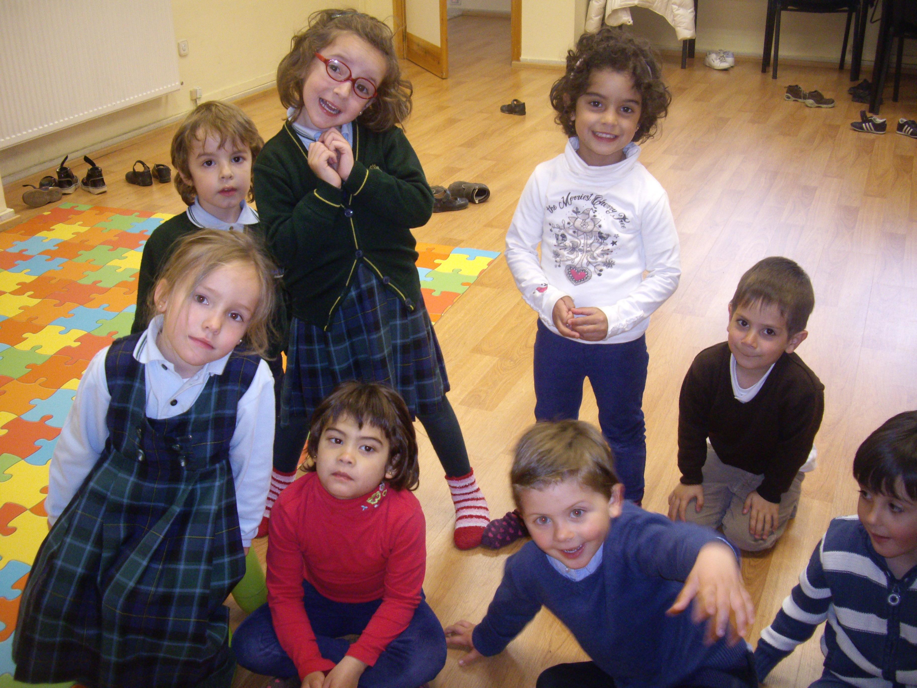 Activities Abril English´s Fun Escuela de Ingles Salamanca