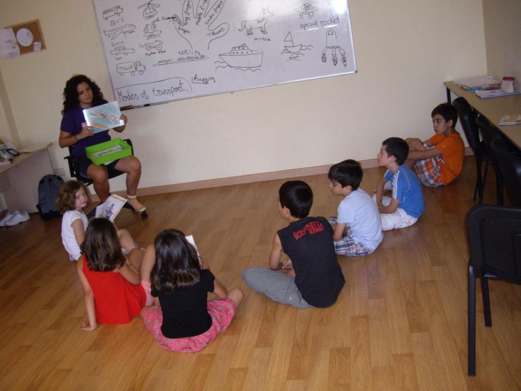 Activities English´s Fun Summer 2013 (19)