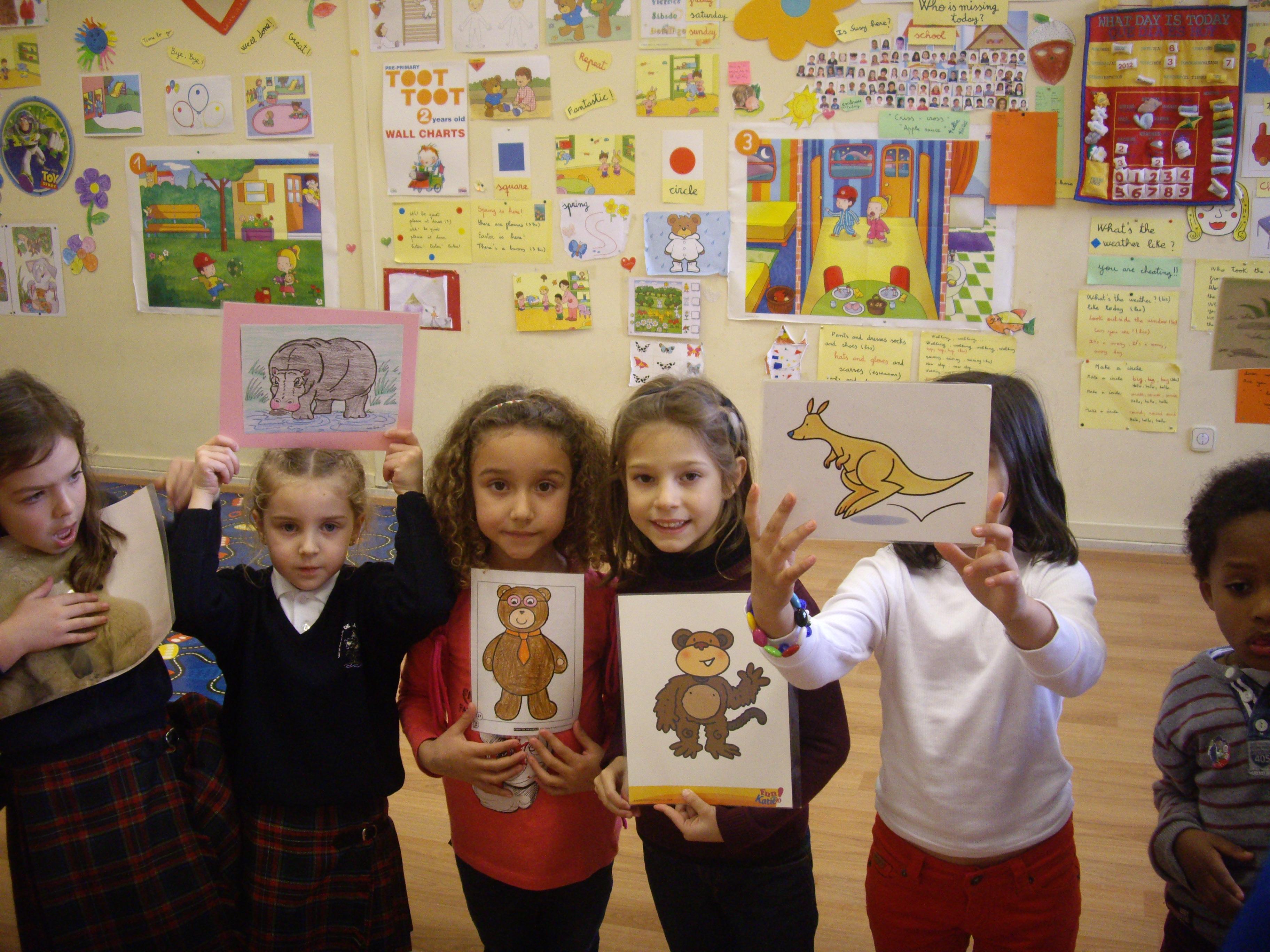 Escuela de Inglés English´s Fun, Activities Marzo 2013 (11)