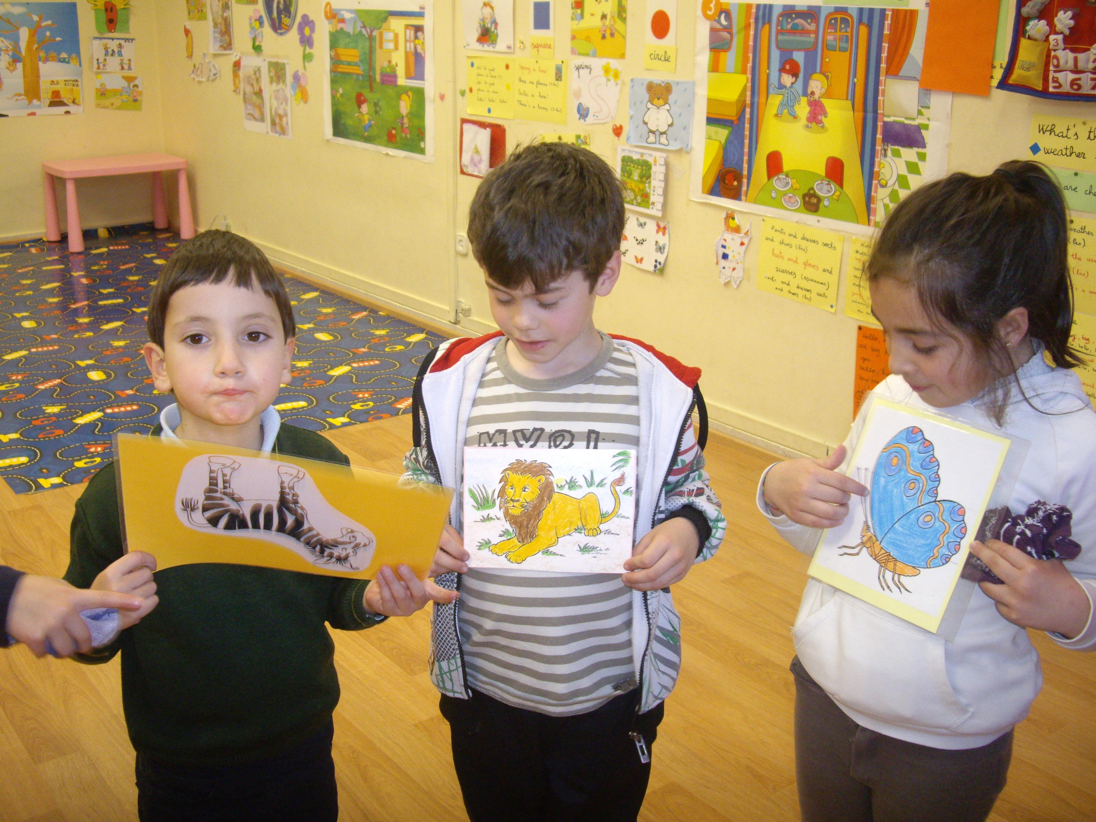 Escuela de Inglés English´s Fun, Activities Marzo 2013 (13)