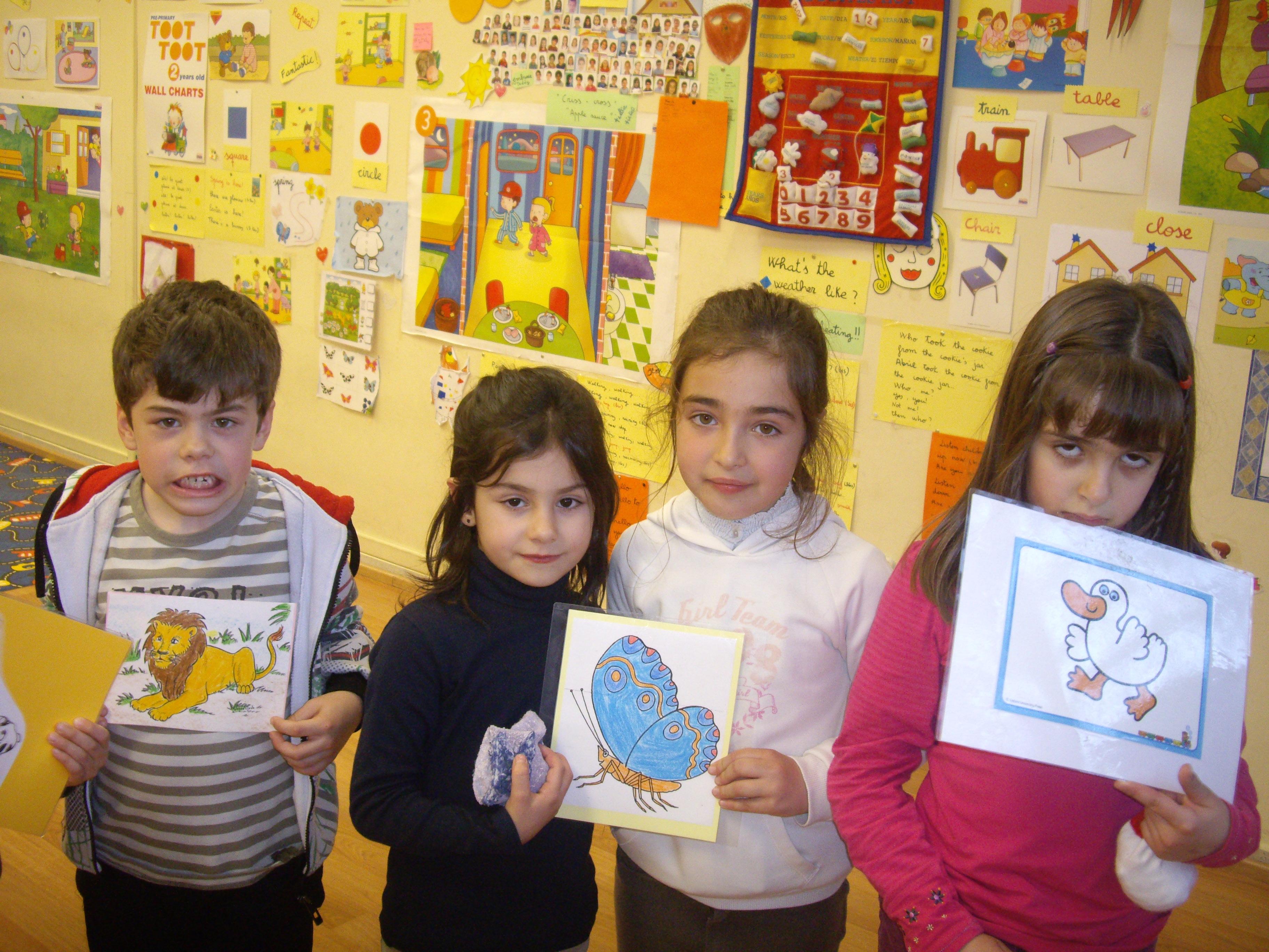 Escuela de Inglés English´s Fun, Activities Marzo 2013 (14)