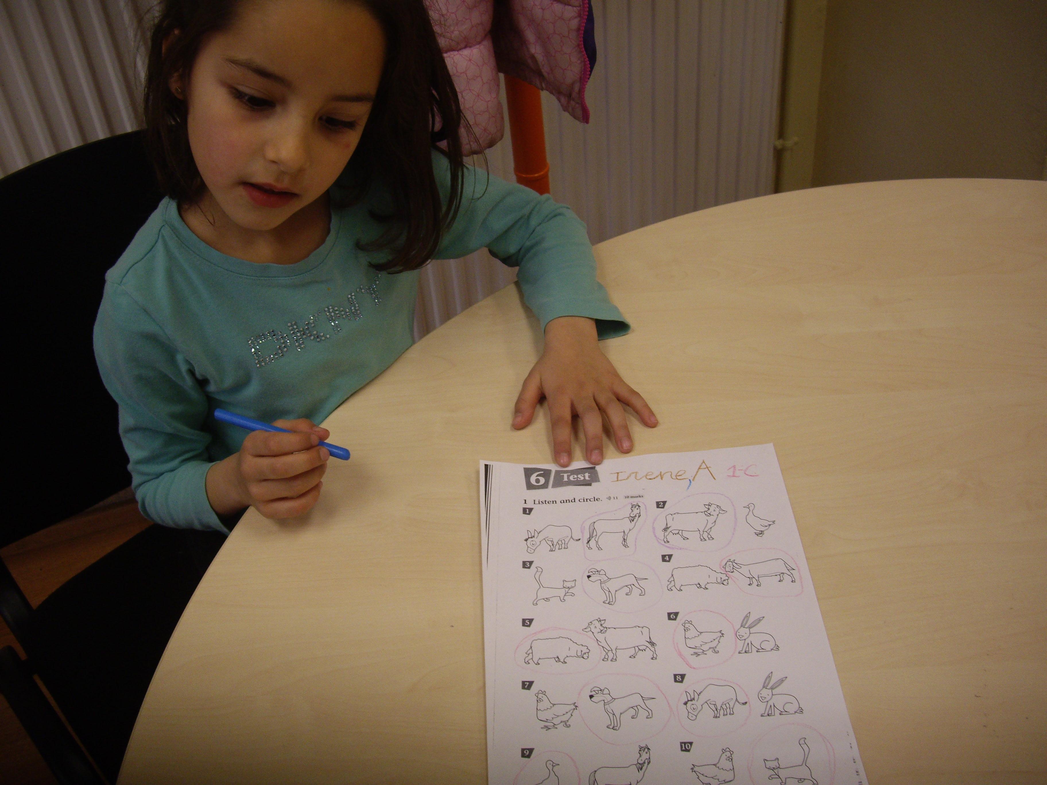 Escuela de Inglés English´s Fun, Activities Marzo 2013 (16)