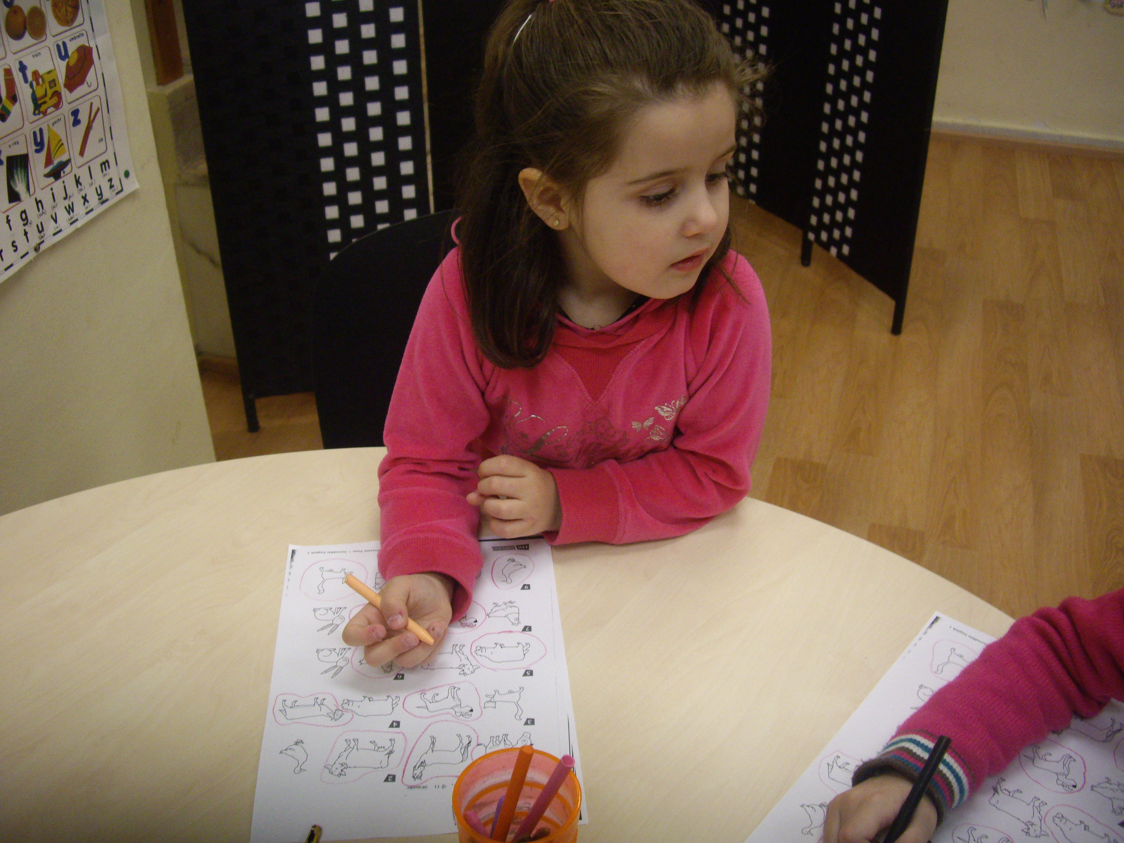Escuela de Inglés English´s Fun, Activities Marzo 2013 (18)