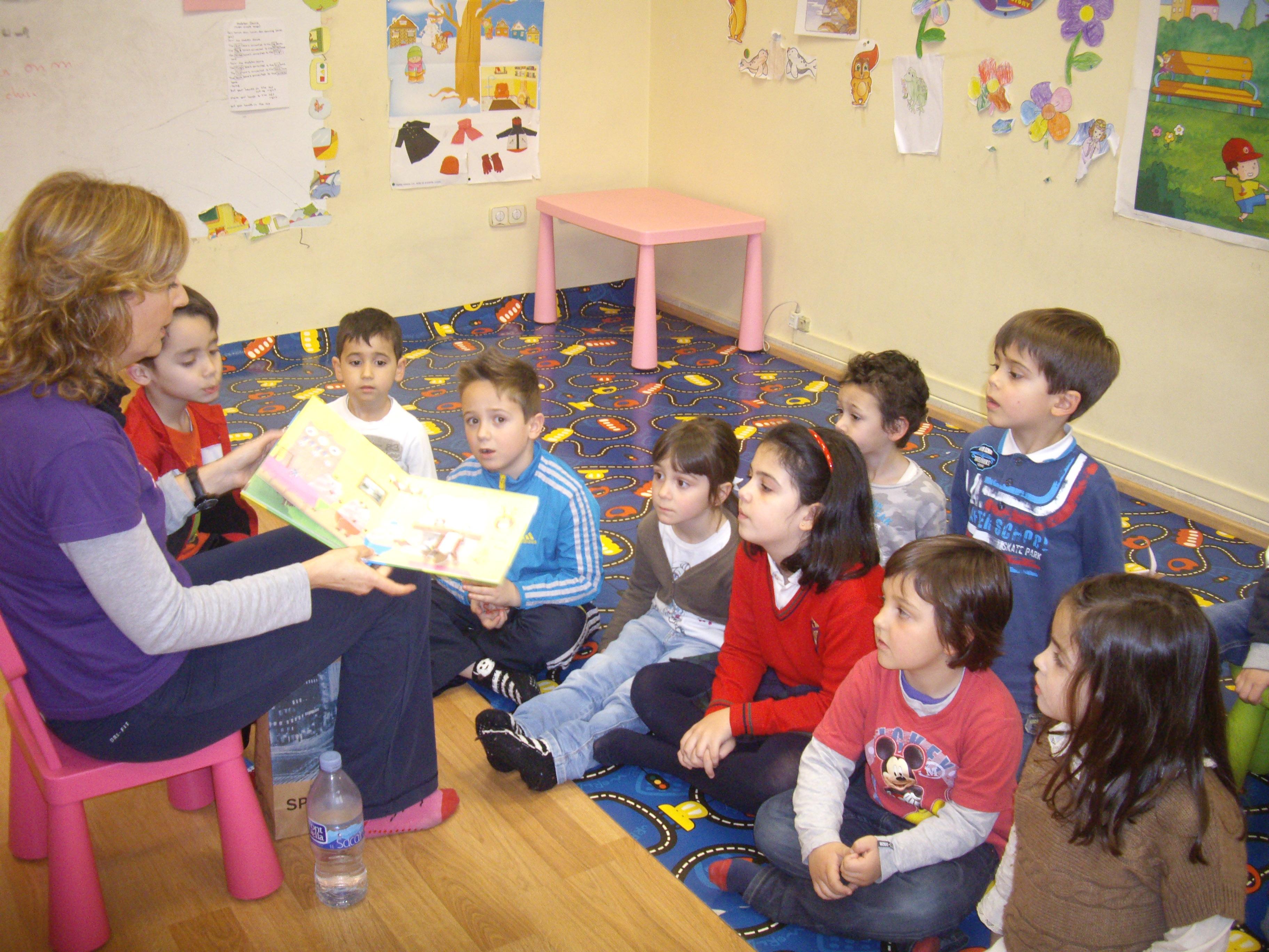 Escuela de Inglés English´s Fun, Activities Marzo 2013 (3)