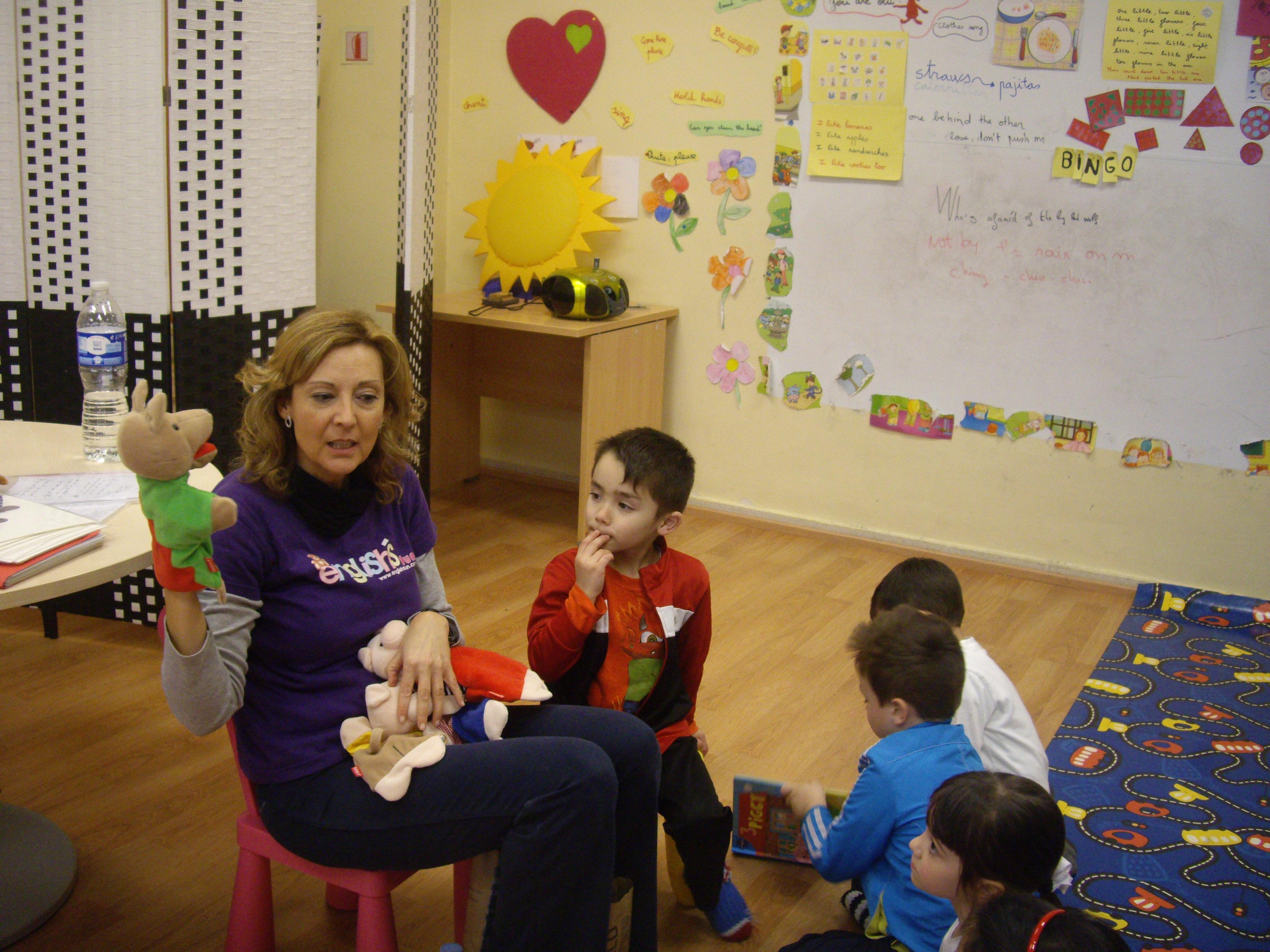 Escuela de Inglés English´s Fun, Activities Marzo 2013 (4)