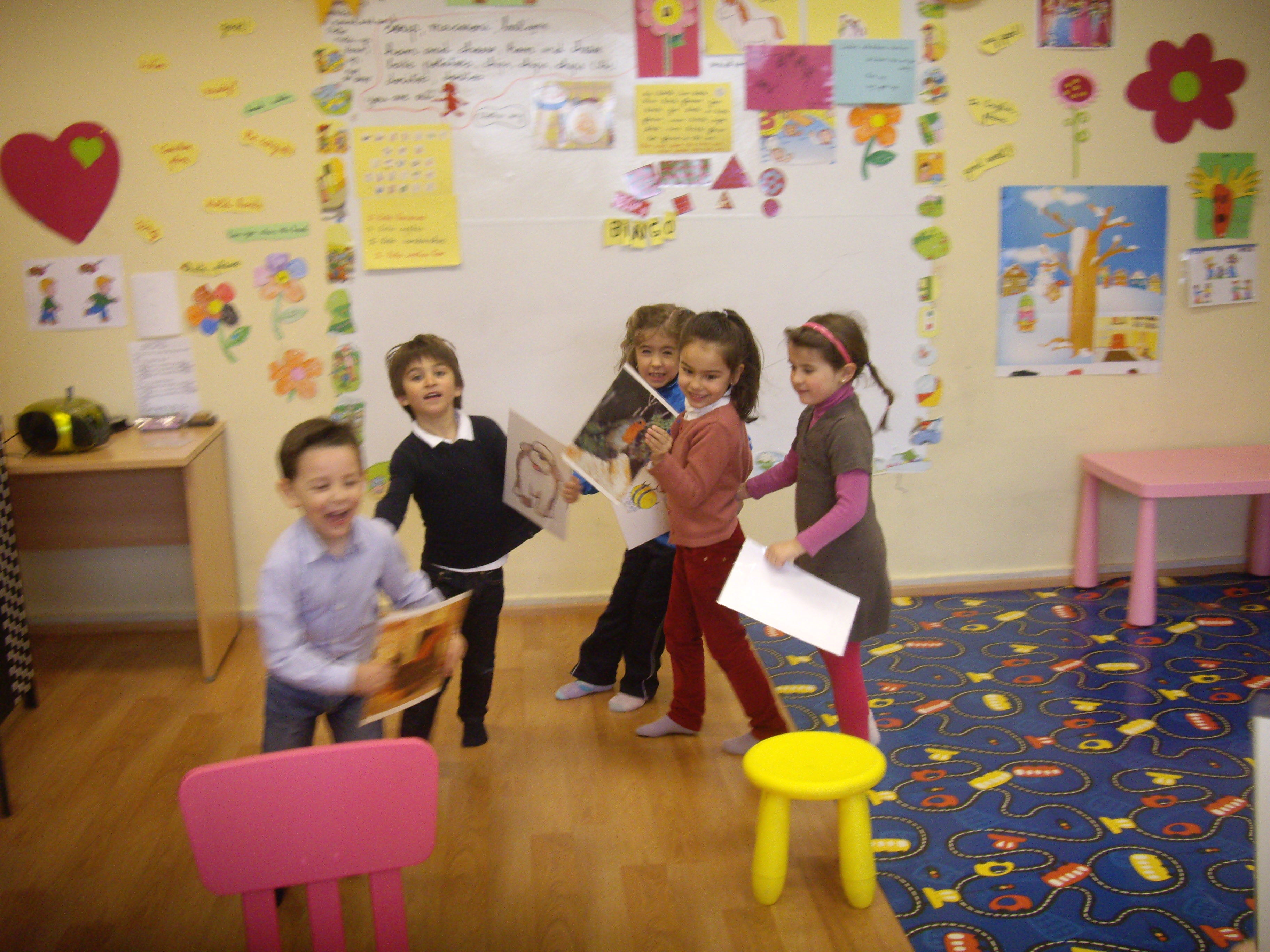 Escuela de Inglés English´s Fun, Activities Marzo 2013 (6)