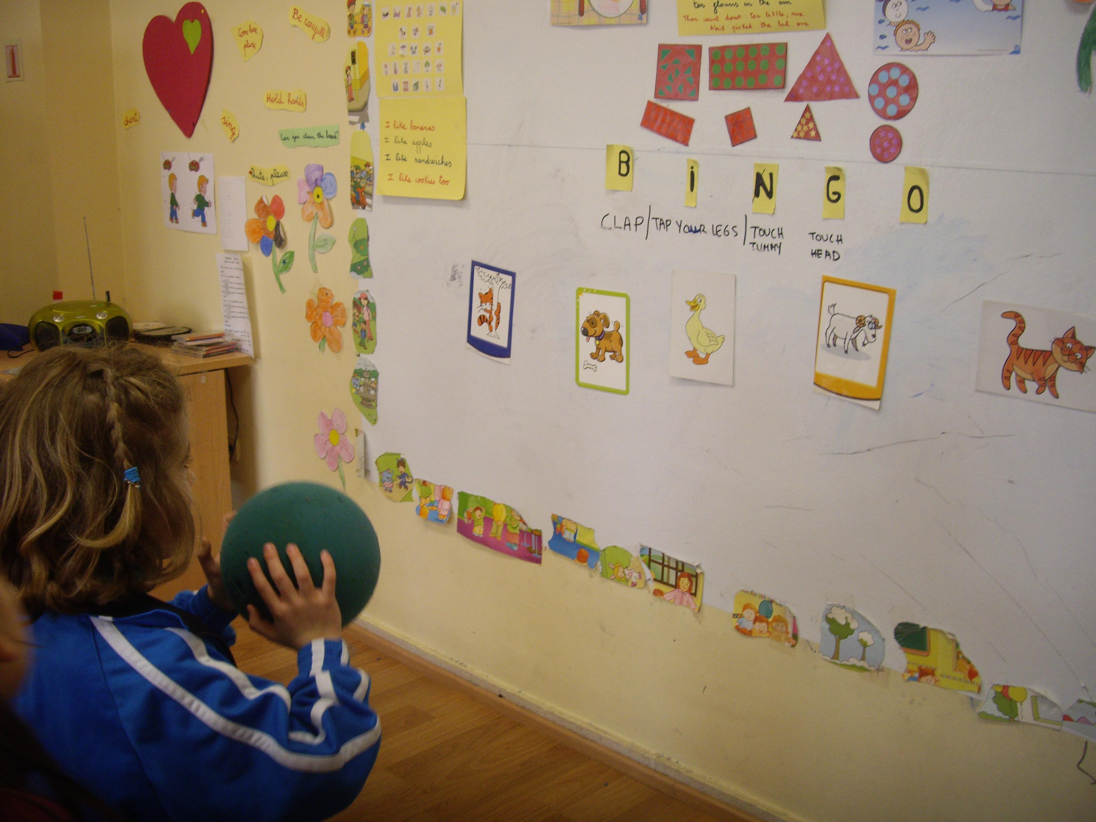 Escuela de Inglés English´s Fun, Games Marzo 2013 (11)