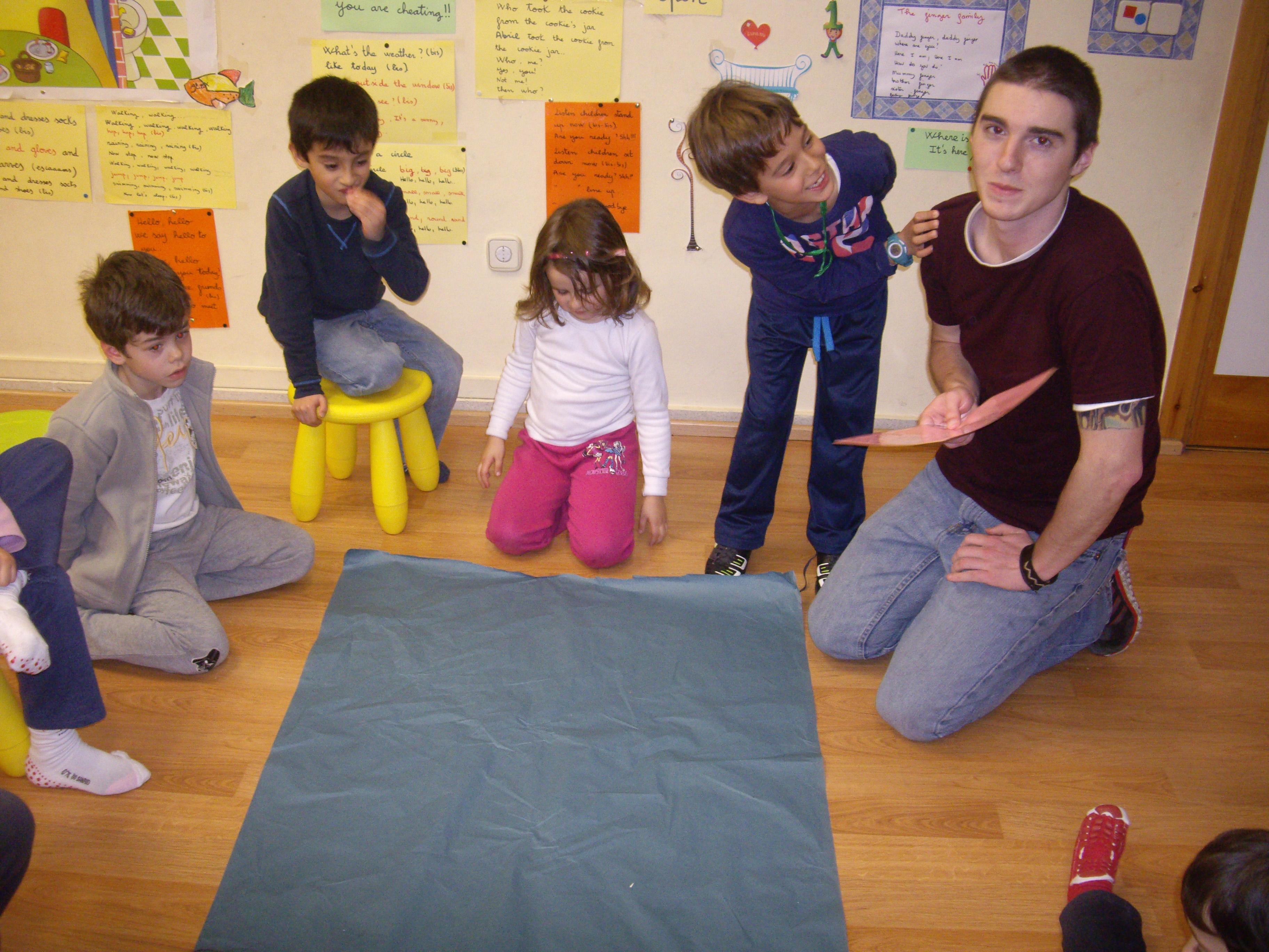 Escuela de Ingles en Salamanca English´s Fun, Activities (43)