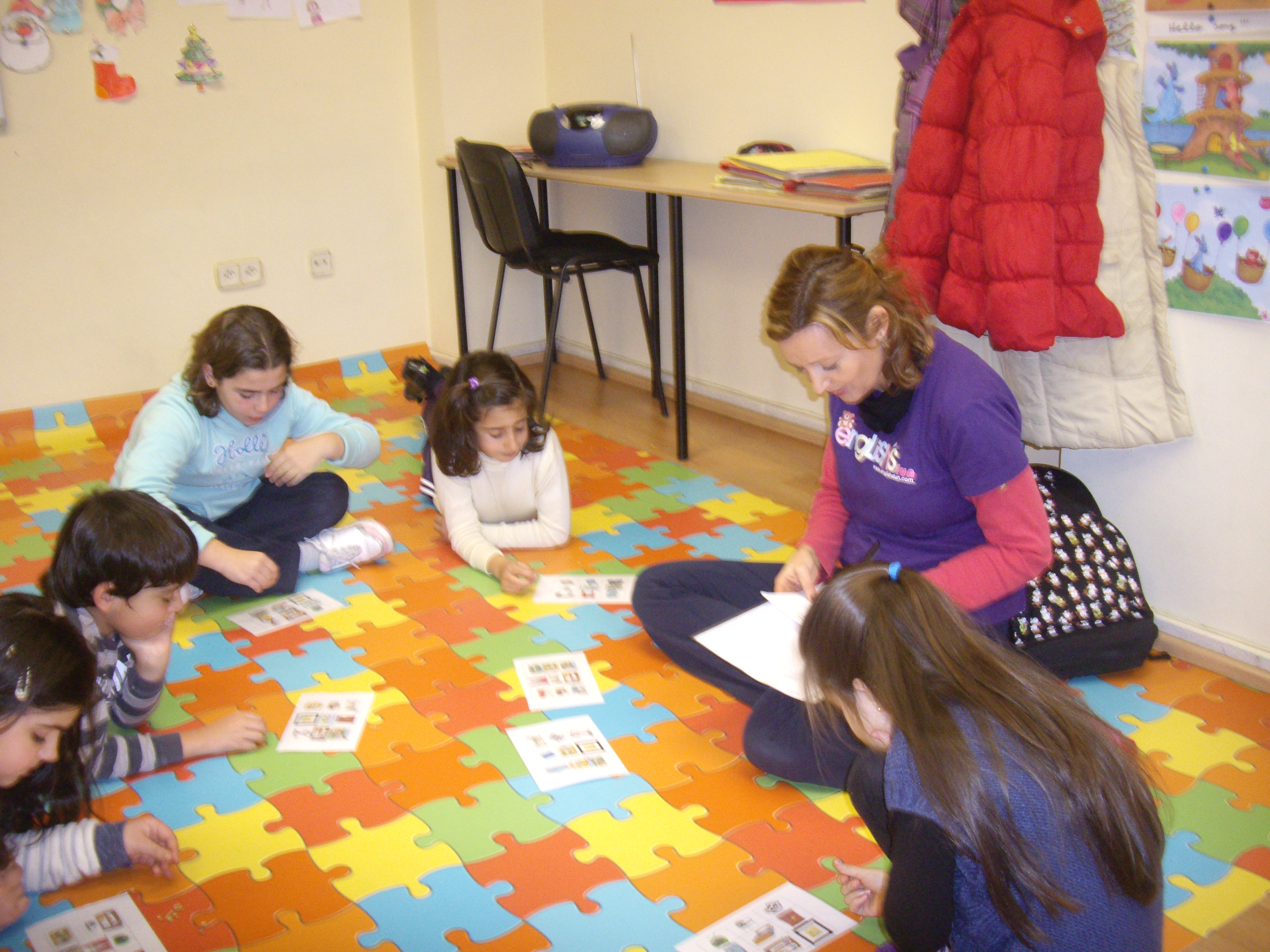 Escuela de Ingles en Salamanca English´s Fun, Activities (6)