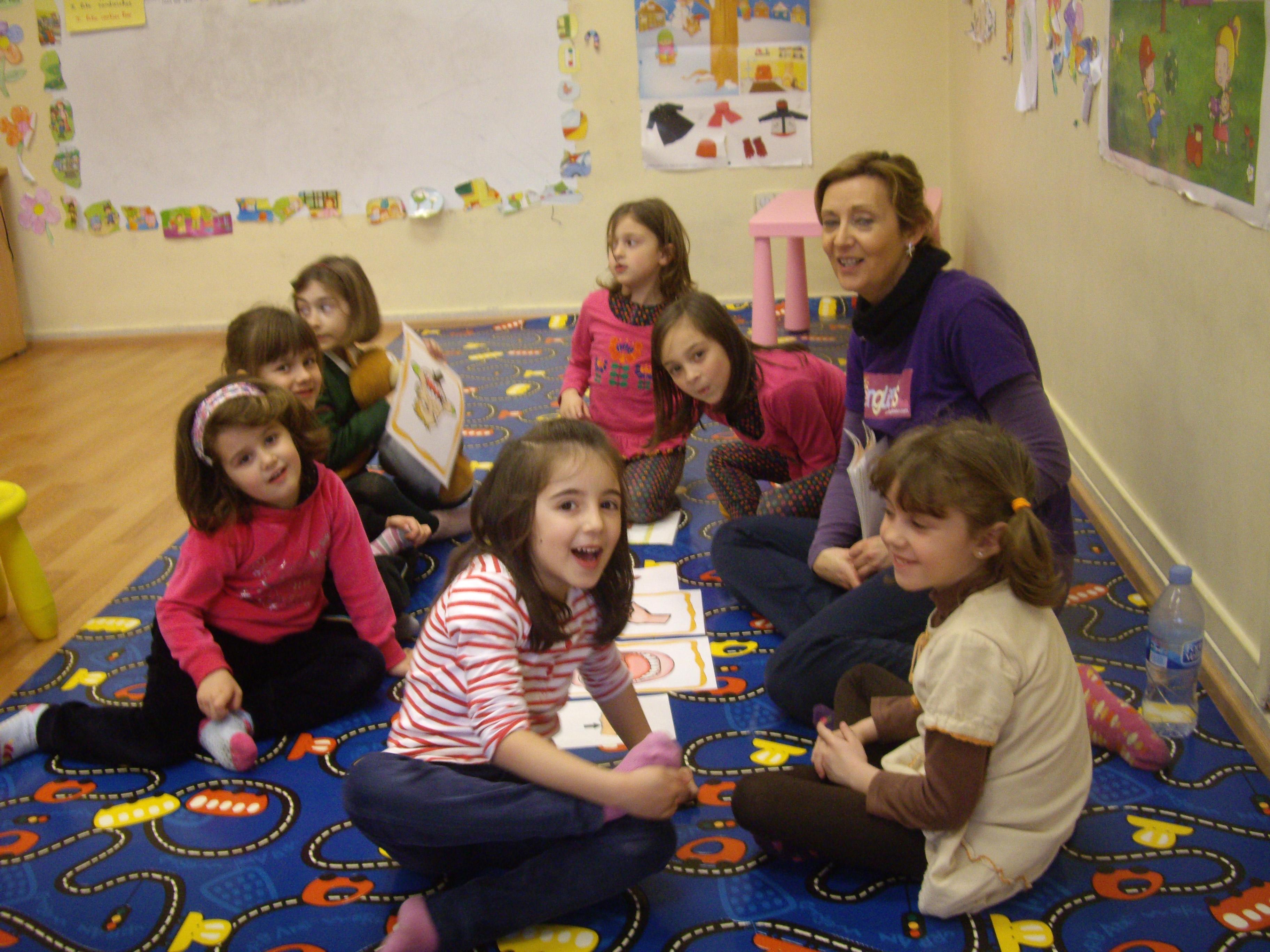 Escuela de Ingles en Salamanca English´s Fun, Activities