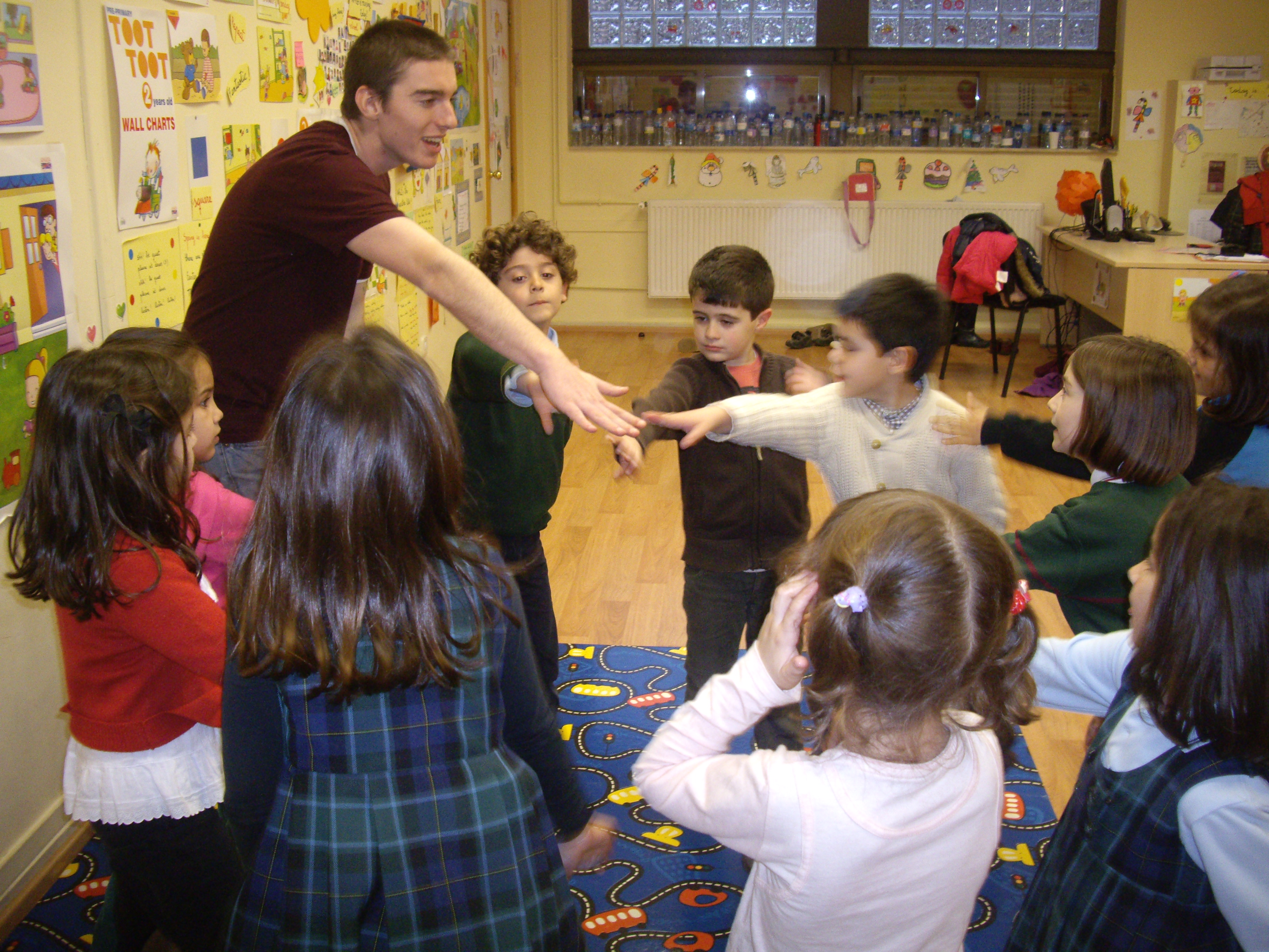 Escuela de Ingles English´s Fun en Salamanca (7)