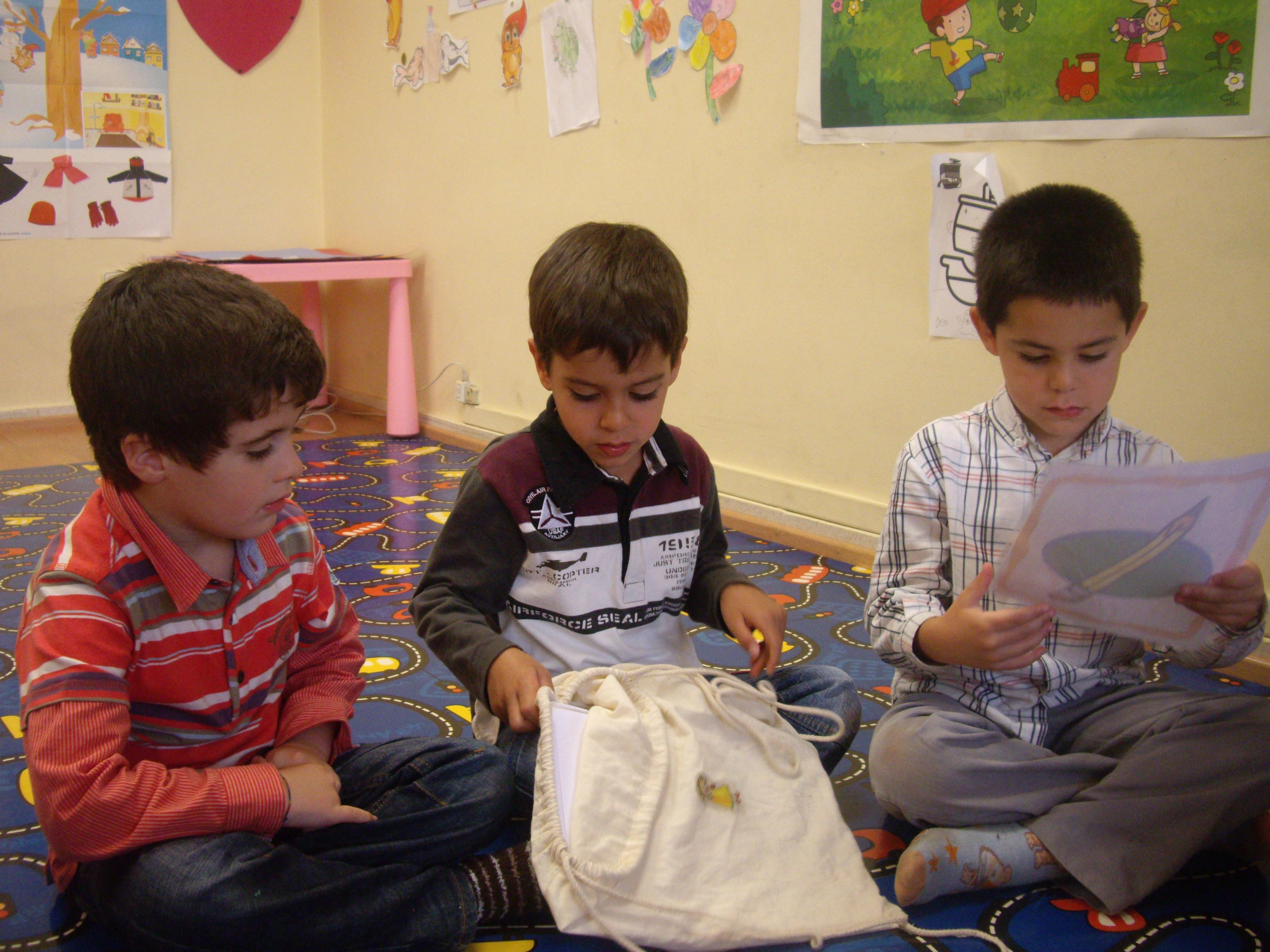Escuela de Ingles para niños en Salamanca, English´s Fun.