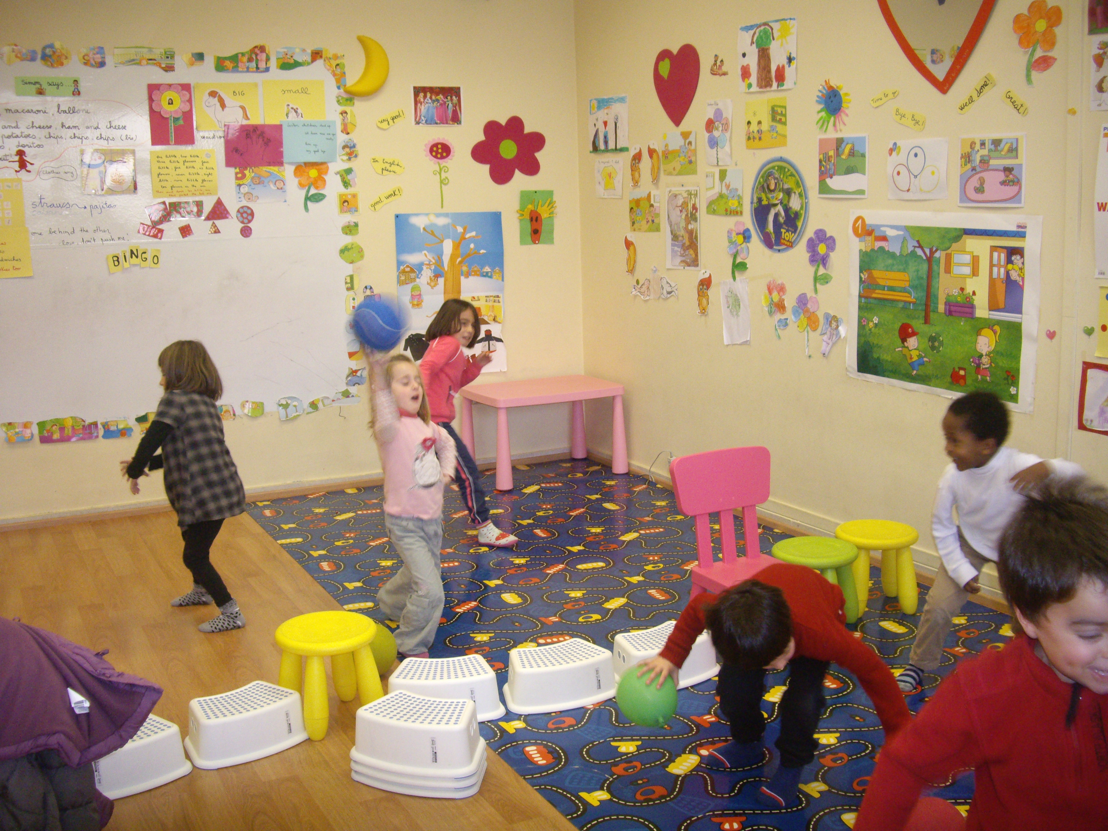 Escuela de Inglés English´s Fun Activities (24)