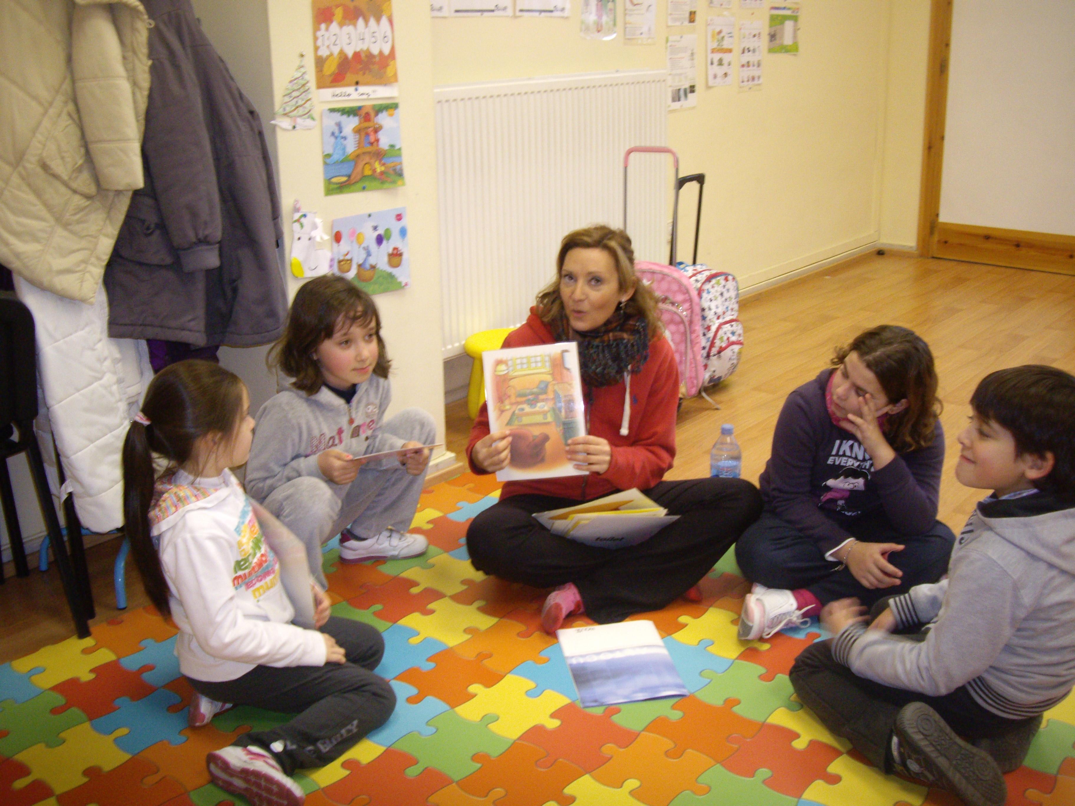 Escuela de Inglés en Salamanca English´s Fun
