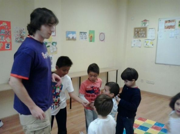 Games April 14 English´s Fun Escuela de Inglés Salamanca