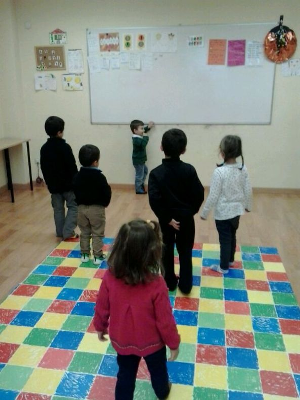Games Febrero 2014 Escuela de Inlges Salamanca English´s Fun