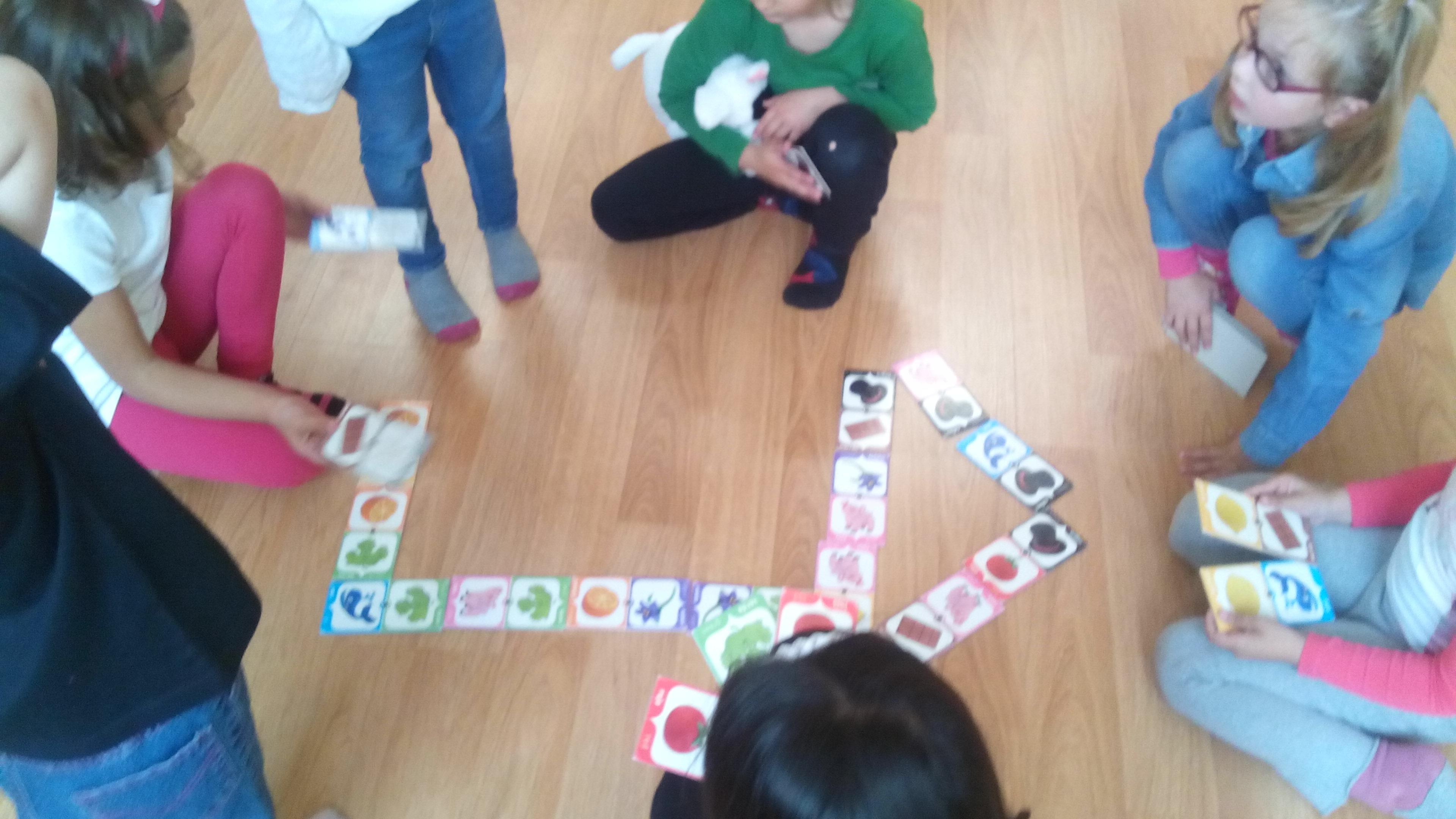 Games Mayo English´s Fun Escuela de Ingles en Salamanca (2)
