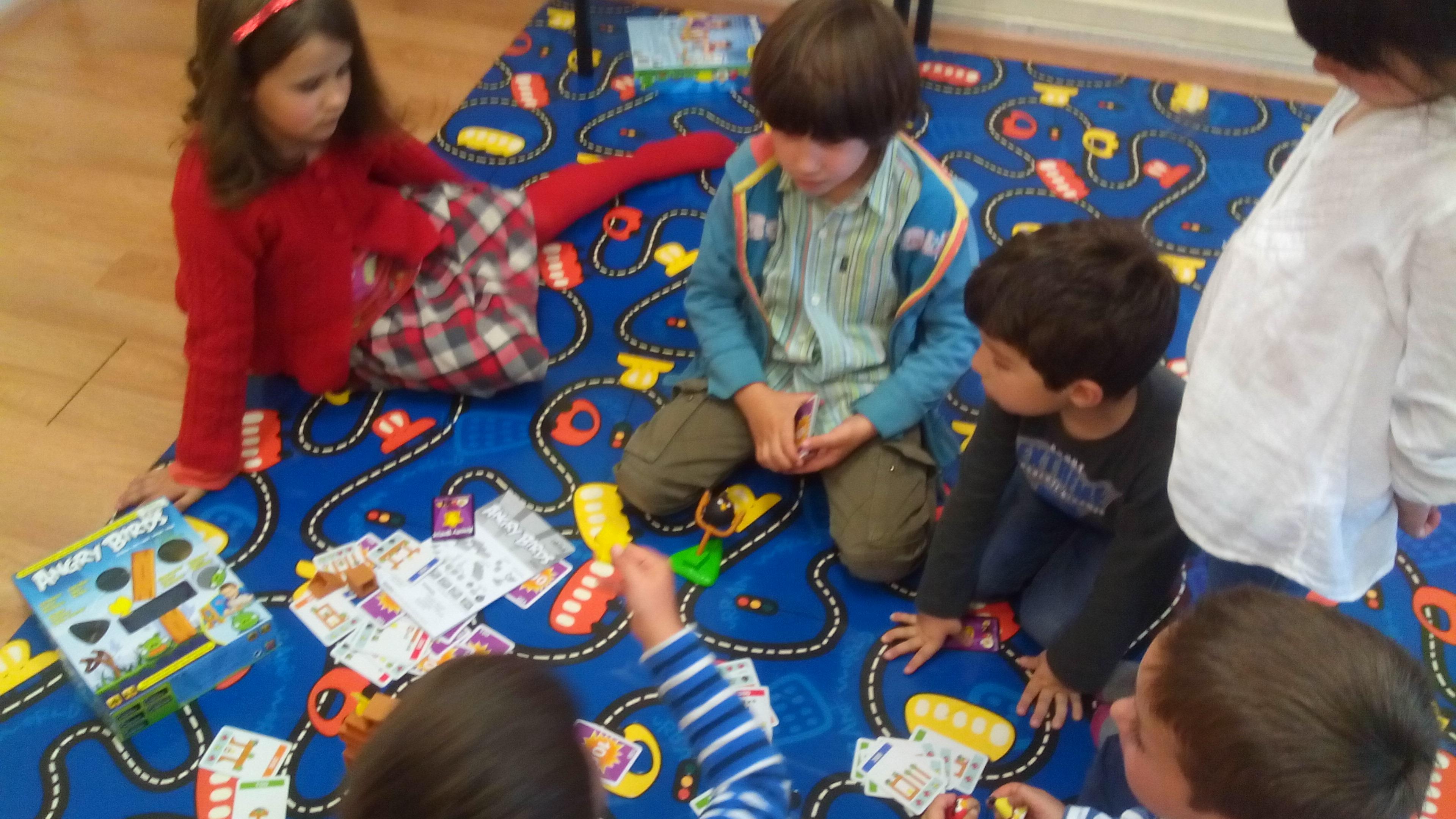 Games Mayo English´s Fun Escuela de Ingles en Salamanca (3)