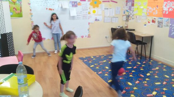 Games Mayo English´s Fun Escuela de Ingles en Salamanca