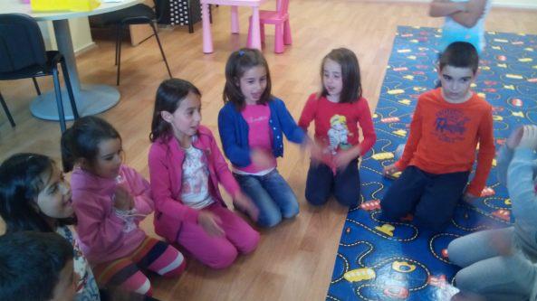 Songs Mayo English´s Fun Escuela de Ingles en Salamanca (2)