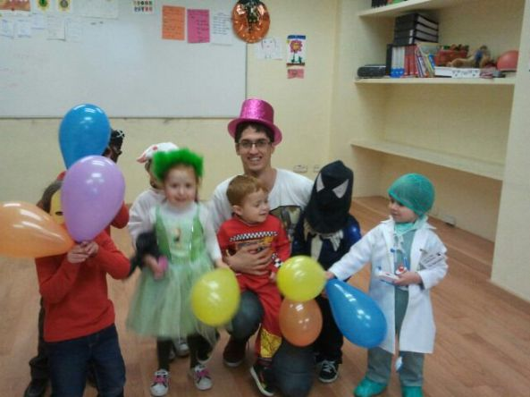 Carnival Party English´s Fun Escuela de Ingles Salamanca (62)