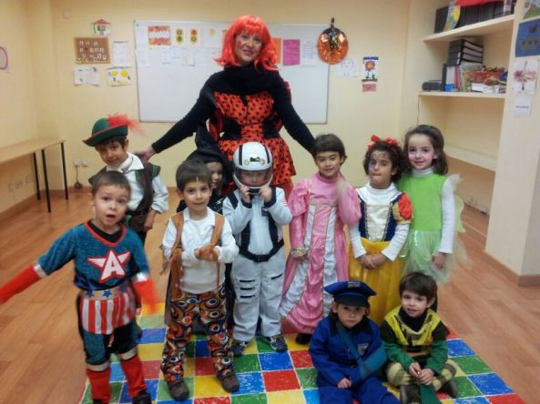 Carnival Party English´s Fun Escuela de Ingles Salamanca (70)