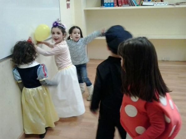 Carnival Party English´s Fun Escuela de Ingles Salamanca (78)