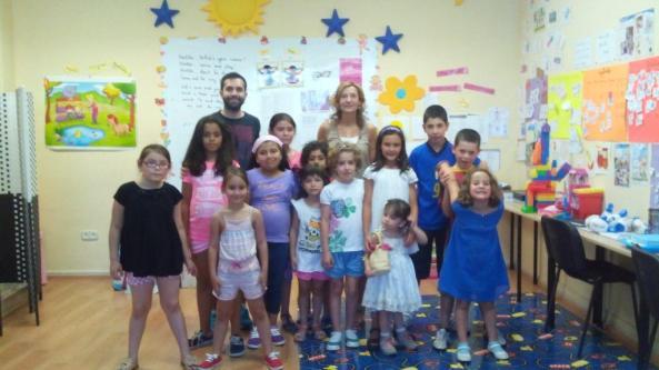 English´s Fun Summer 2014 Escuela de Inglés de Salamanca (1)