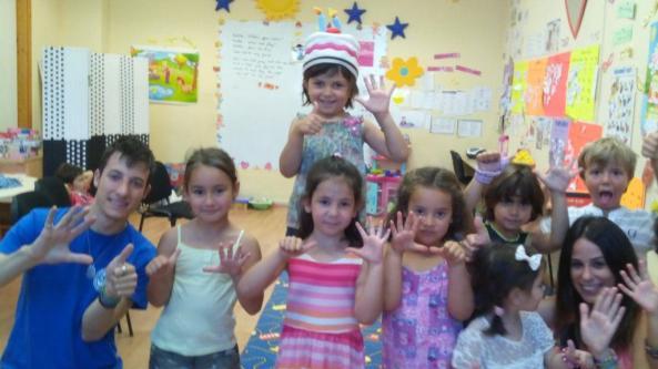 English´s Fun Summer 2014 Escuela de Inglés de Salamanca (34)