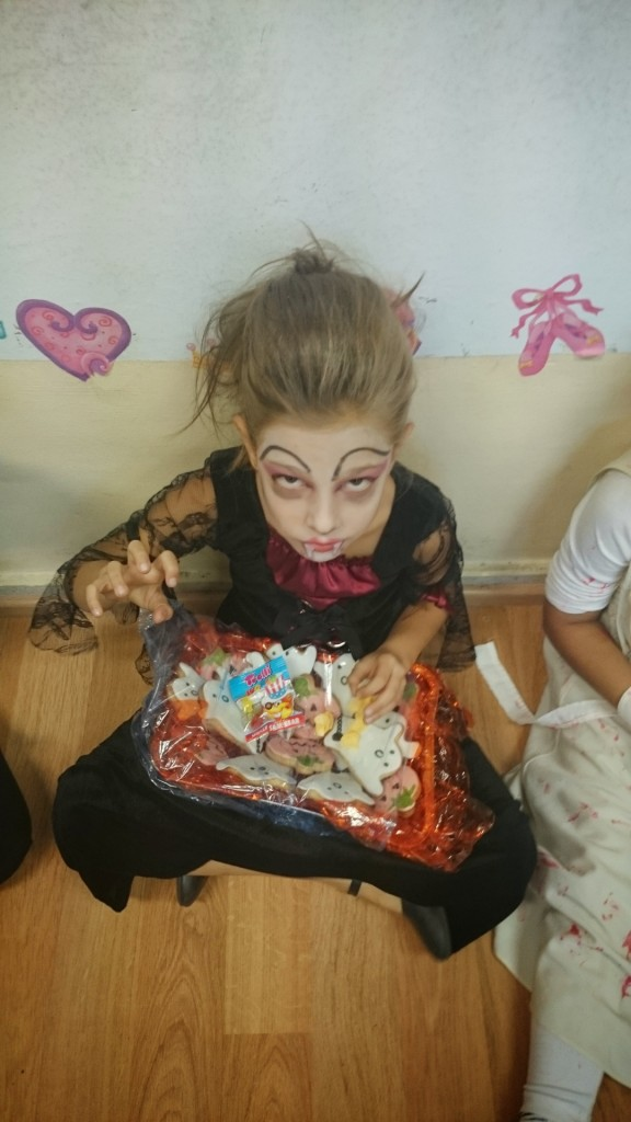 Halloween 2nd Primary 1