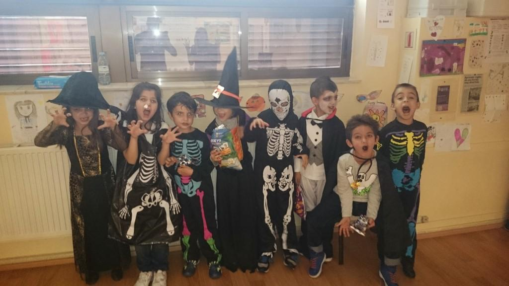 Halloween 2nd Primary 2