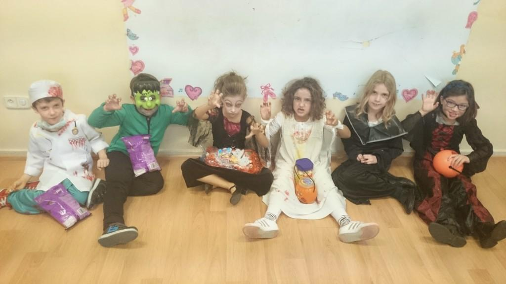 Halloween 2nd Primary