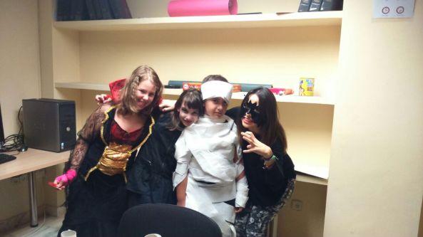 Halloween Ana