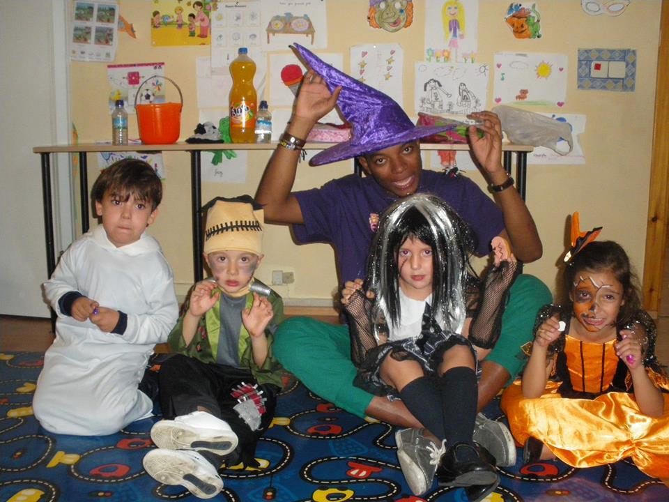 Halloween Infantil 1