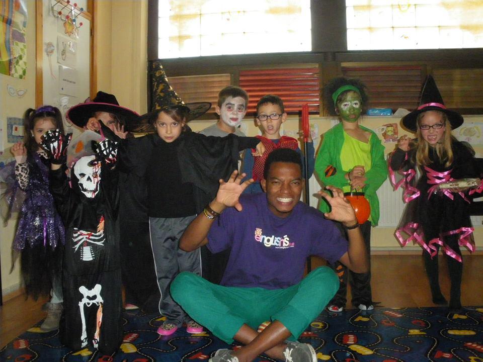 Halloween Primaria 1