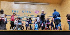 Teatro English´s Fun, The Girl Fish (14)