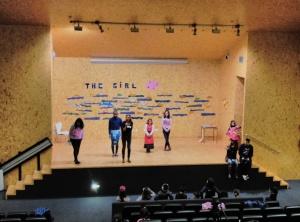 Teatro English´s Fun, The Girl Fish (17)