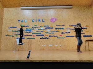 Teatro English´s Fun, The Girl Fish (2)