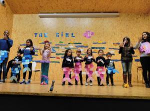 Teatro English´s Fun, The Girl Fish (3)
