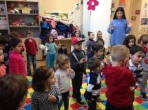 ARTISTS FOR A DAY INFANTIL ENGLISH´S FUN SALAMANCA ACADEMIA DE INGLES (4)