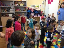ARTISTS FOR A DAY INFANTIL ENGLISH´S FUN SALAMANCA ACADEMIA DE INGLES (5)