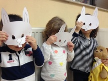 ARTISTS FOR A DAY INFANTIL ENGLISH´S FUN SALAMANCA ACADEMIA DE INGLES (6)
