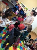 ARTISTS FOR A DAY INFANTIL ENGLISH´S FUN SALAMANCA ACADEMIA DE INGLES (7)