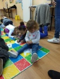 ARTISTS FOR A DAY INFANTIL ENGLISH´S FUN SALAMANCA ACADEMIA DE INGLES (9)