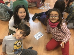 BINGO ENGLISH´S FUN(12)