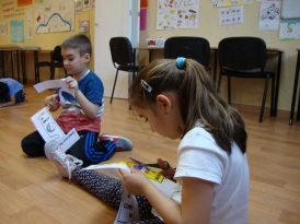ARTS&CRAFTS English´s Fun Academia Inglés Salamanca (1)