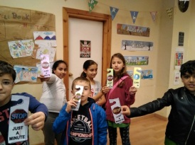 ARTS&CRAFTS English´s Fun Academia Inglés Salamanca (2)