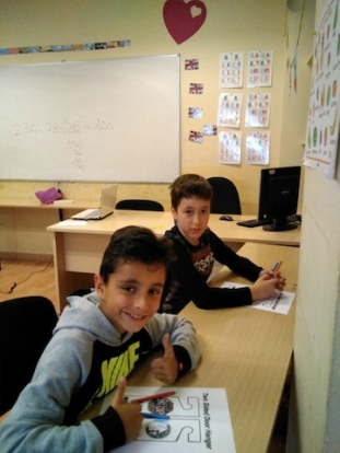 ARTS&CRAFTS English´s Fun Academia Inglés Salamanca (3)
