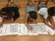 Actividades Infantil English´s Fun Salamanca (10)