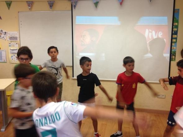 Actividades Primaria English´s Fun Salamanca (1)